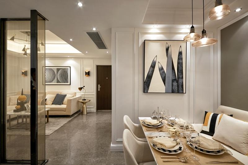 白银新房装修设计图片