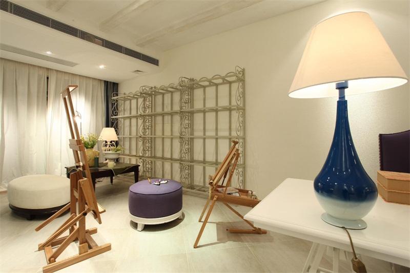 白银客厅装修设计