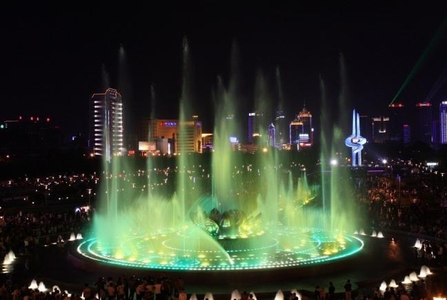 四川景观喷泉工程