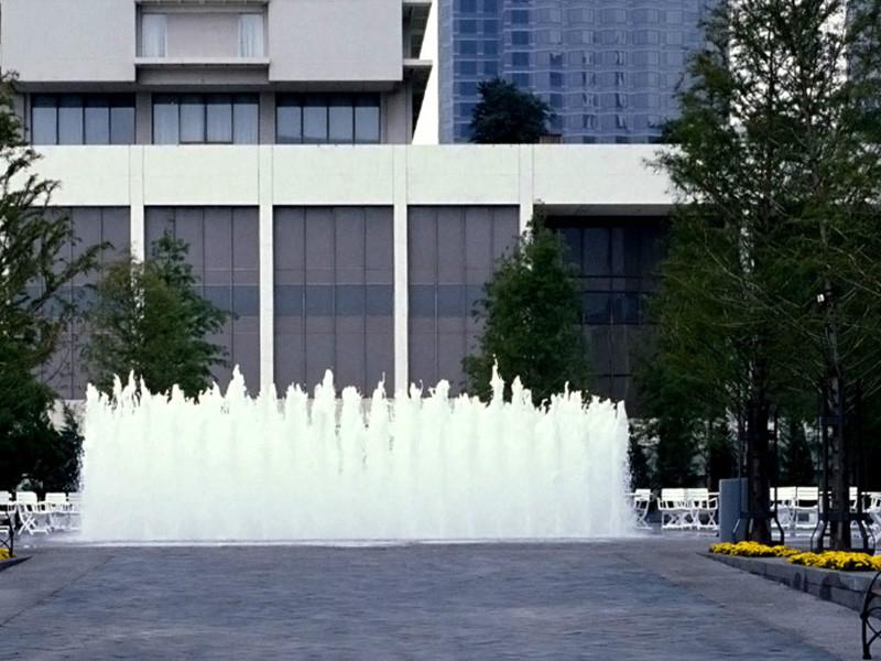 关于广场喷泉水景设计要点,您知道几点?