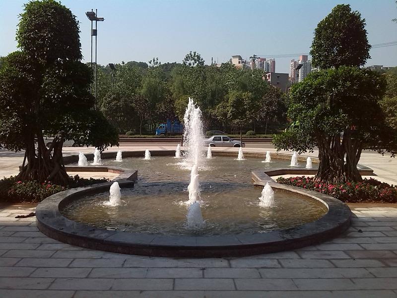 四川景观喷泉安装