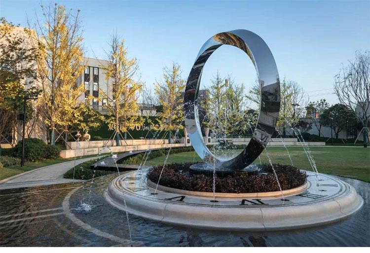 四川水景景观设计原则,让水景赏心悦目!
