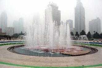 你知道四川广场喷泉的作用吗?