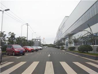 四川抗震支架厂区环境
