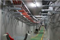 四川管廊支架安装(预埋槽)