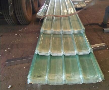 成都彩钢瓦-彩钢亮瓦案例展示