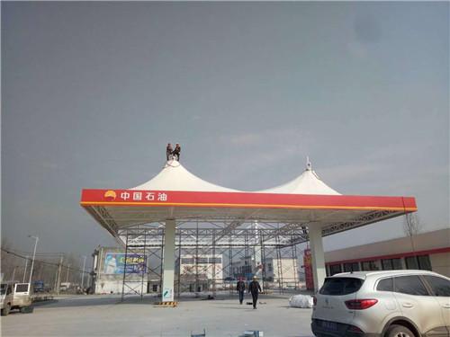 膜结构加油站价格