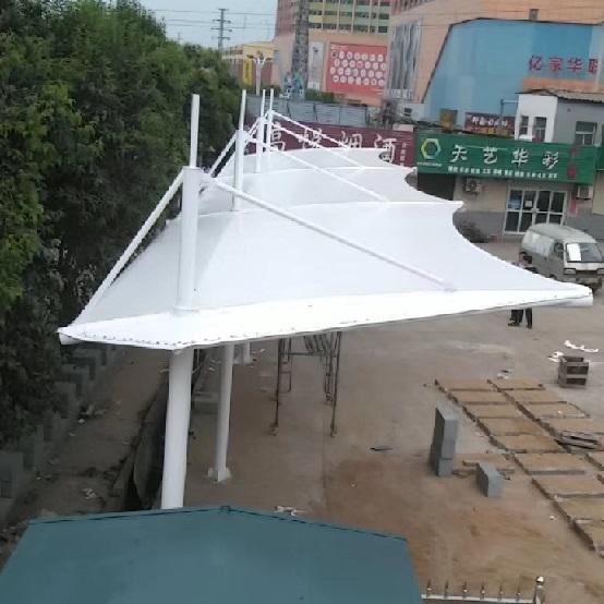 河南膜结构车棚