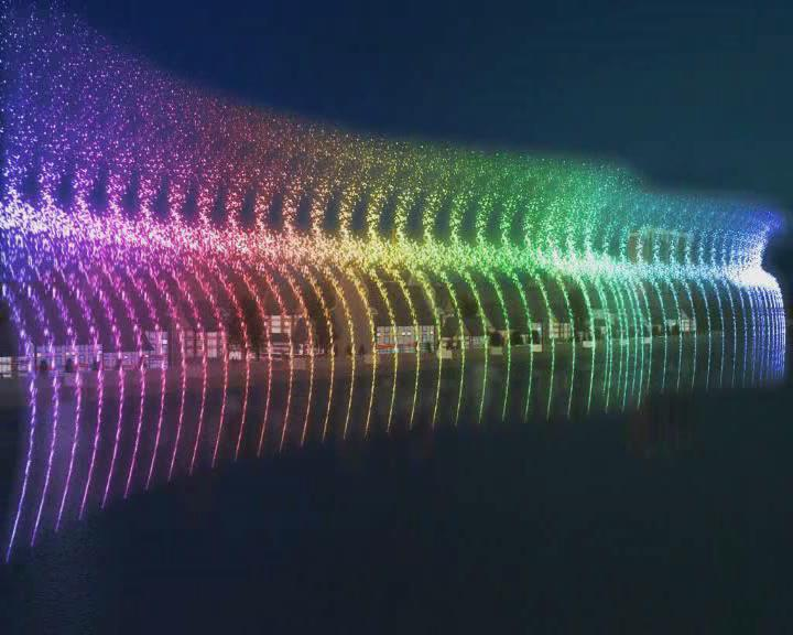 河南喷泉工程