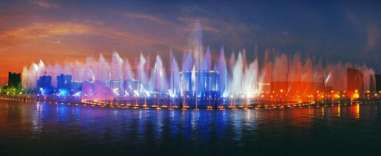 河南音乐喷泉-清丰县园林局