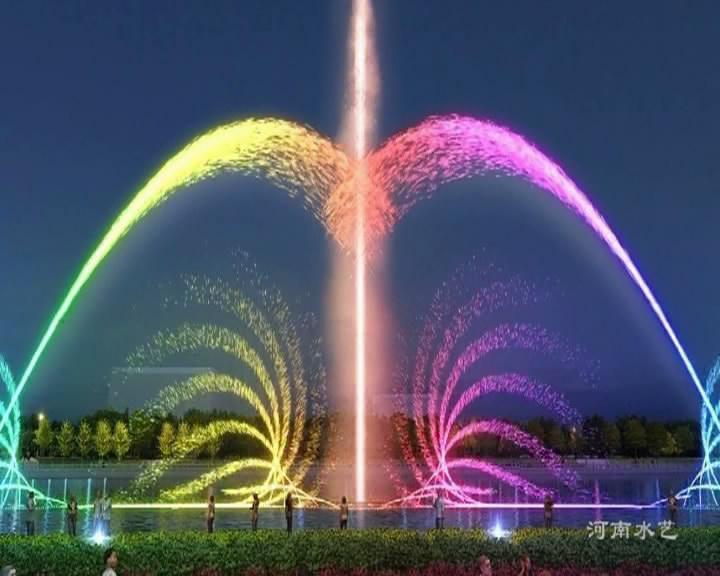 河南音乐喷泉工程