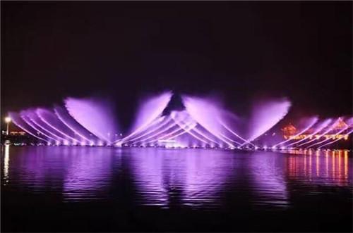 河南激光水舞秀设计
