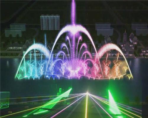 河南喷泉公司喷泉设计
