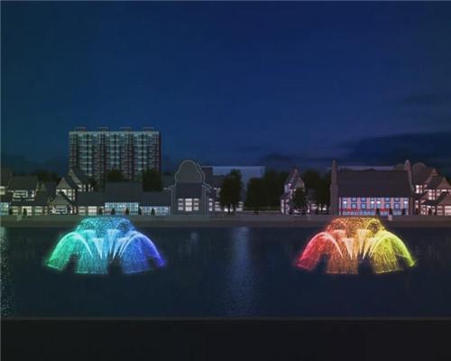 河南音乐喷泉施工价格
