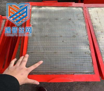 河北聚氨酯条缝筛板