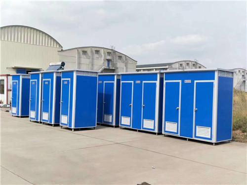 陕西移动厕所产品展示
