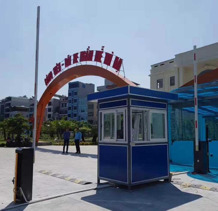 汉中市停车场收费岗亭,收费系统安装单位