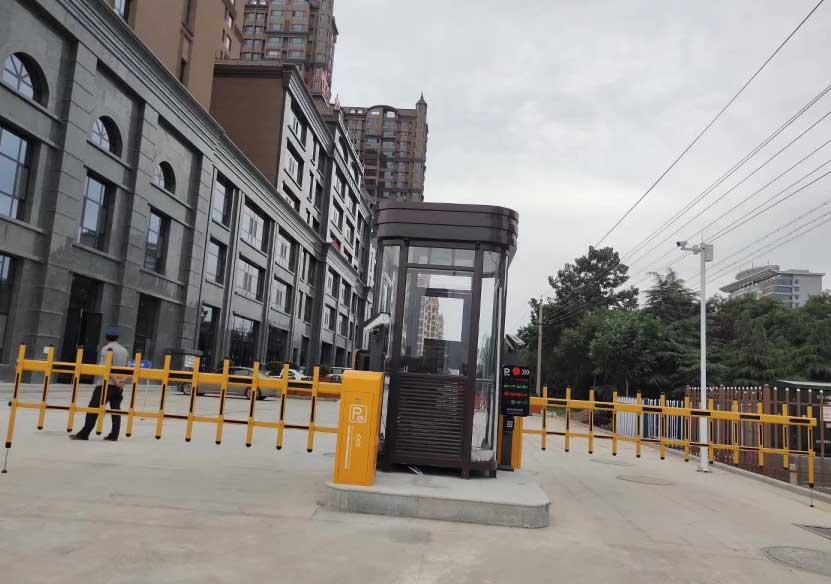 陕西停车场系统