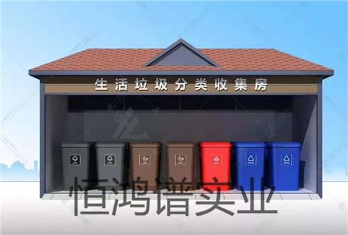陕西垃圾分类亭厂家