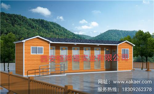 青海西宁景区移动环保厕所制作