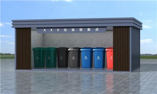 陕西垃圾分类投放
