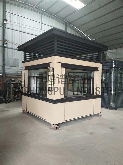 钢结构岗亭定制价格