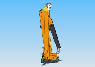 矿山臂厂家告诉你有关挖斗的制作过程