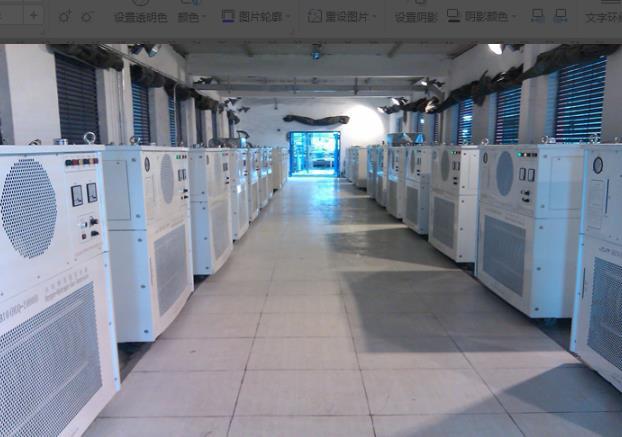 华清新能源水电解氢氧发生器