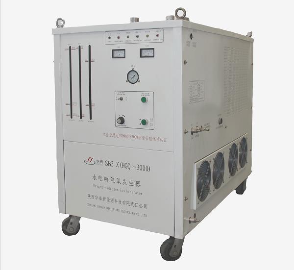 水电解制氢设备生产