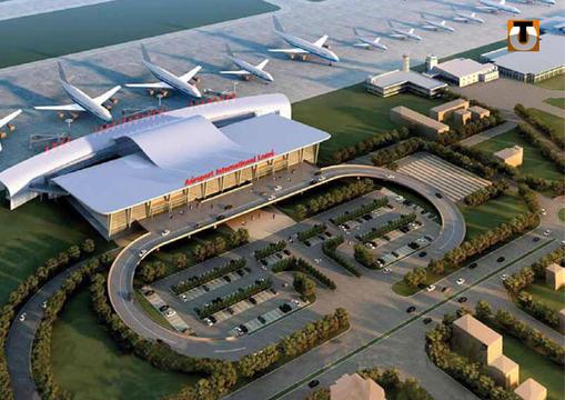 多哥洛美国际机场