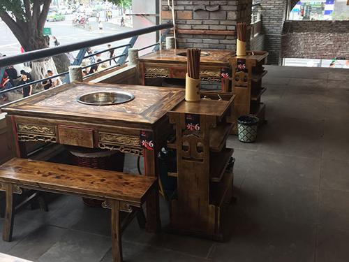 成都中餐桌椅廠家