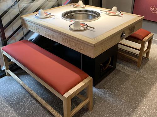 成都火鍋桌-現代風