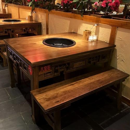 選擇火鍋桌加熱設備時,應該注意的幾個問題