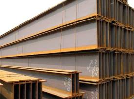 成都H型钢案例