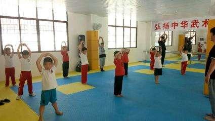 宜昌武术培训学校