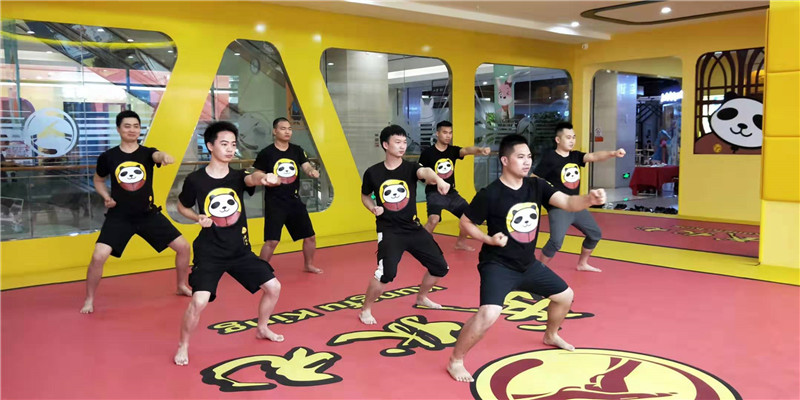 宜昌跆拳道培训