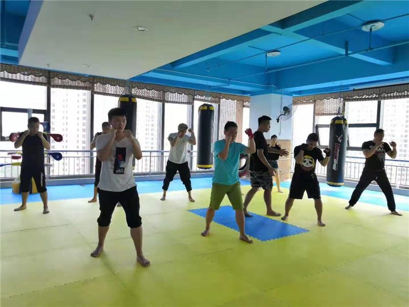 散打、搏击、防身术课程已开课