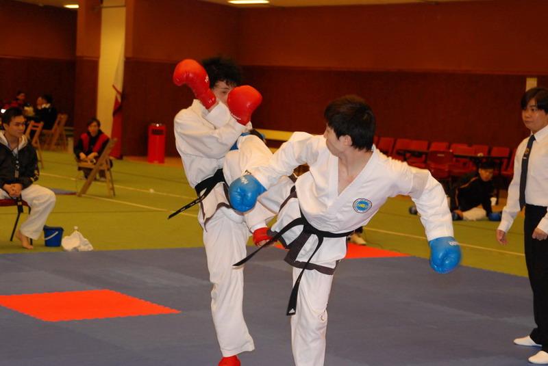 散打搏击学习