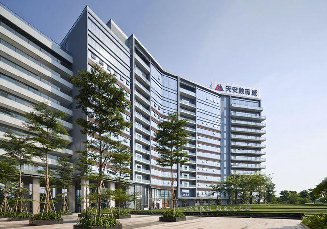 嘉福新办公大楼