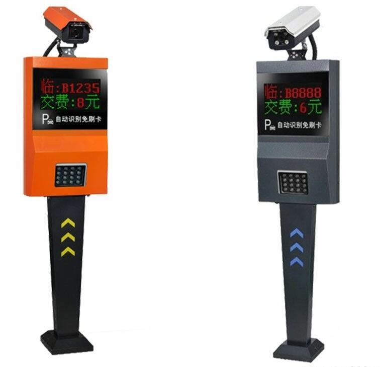 呼市停车场系统-车辆识别