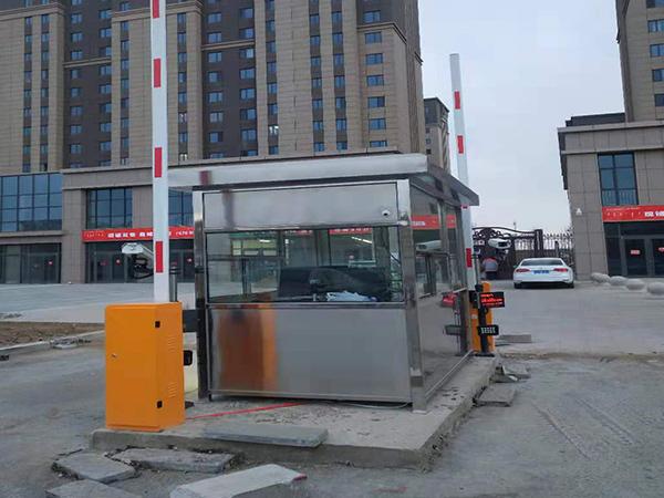 停车场系统的应用
