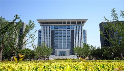 河南桥架牵手河南财经政法大学图书馆案例