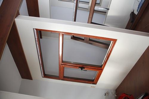 呼市塑钢窗安装