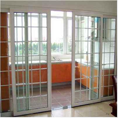 塑钢门窗生产