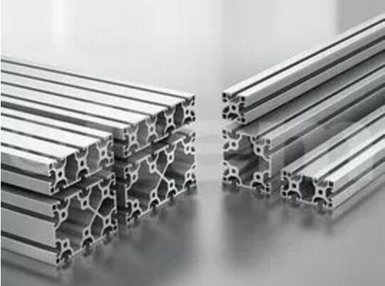 呼市铝型材生产图