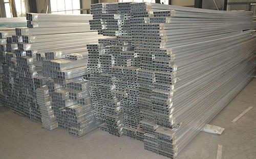 铝型材安装