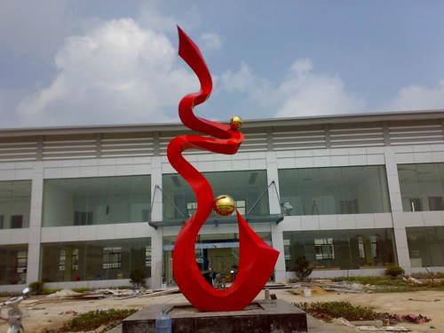 河南金属雕塑设计