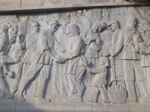 河南石材雕塑制作