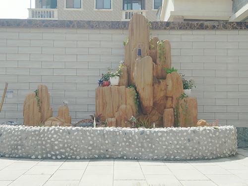 河南假山设计