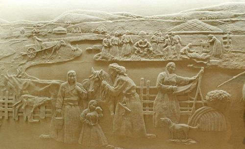 河南石材雕塑